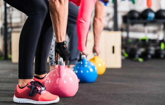 entrenamiento bajar peso