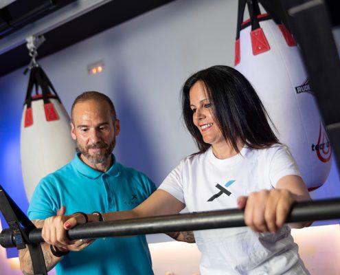 entrenar en Sevilla