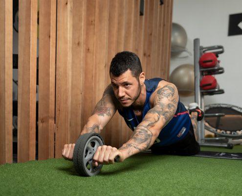 Beneficios entrenar en gimnasio century