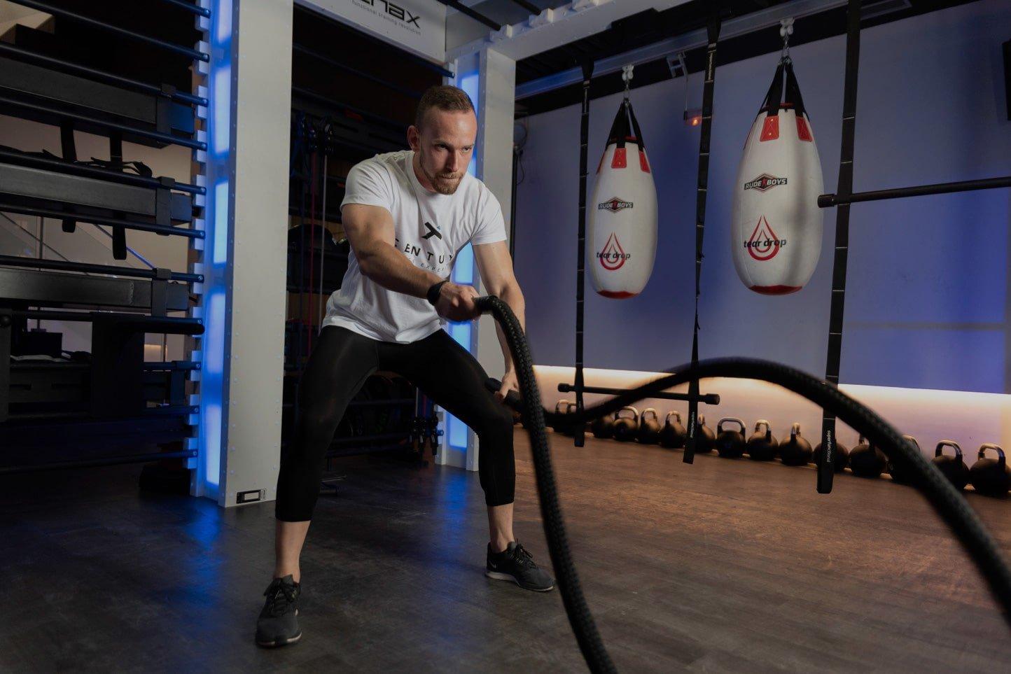 Nuevos entrenamientos en gimnasio Century Sevilla
