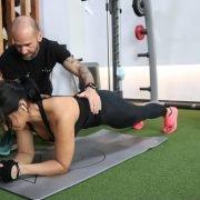 Entrenamiento personal Gym