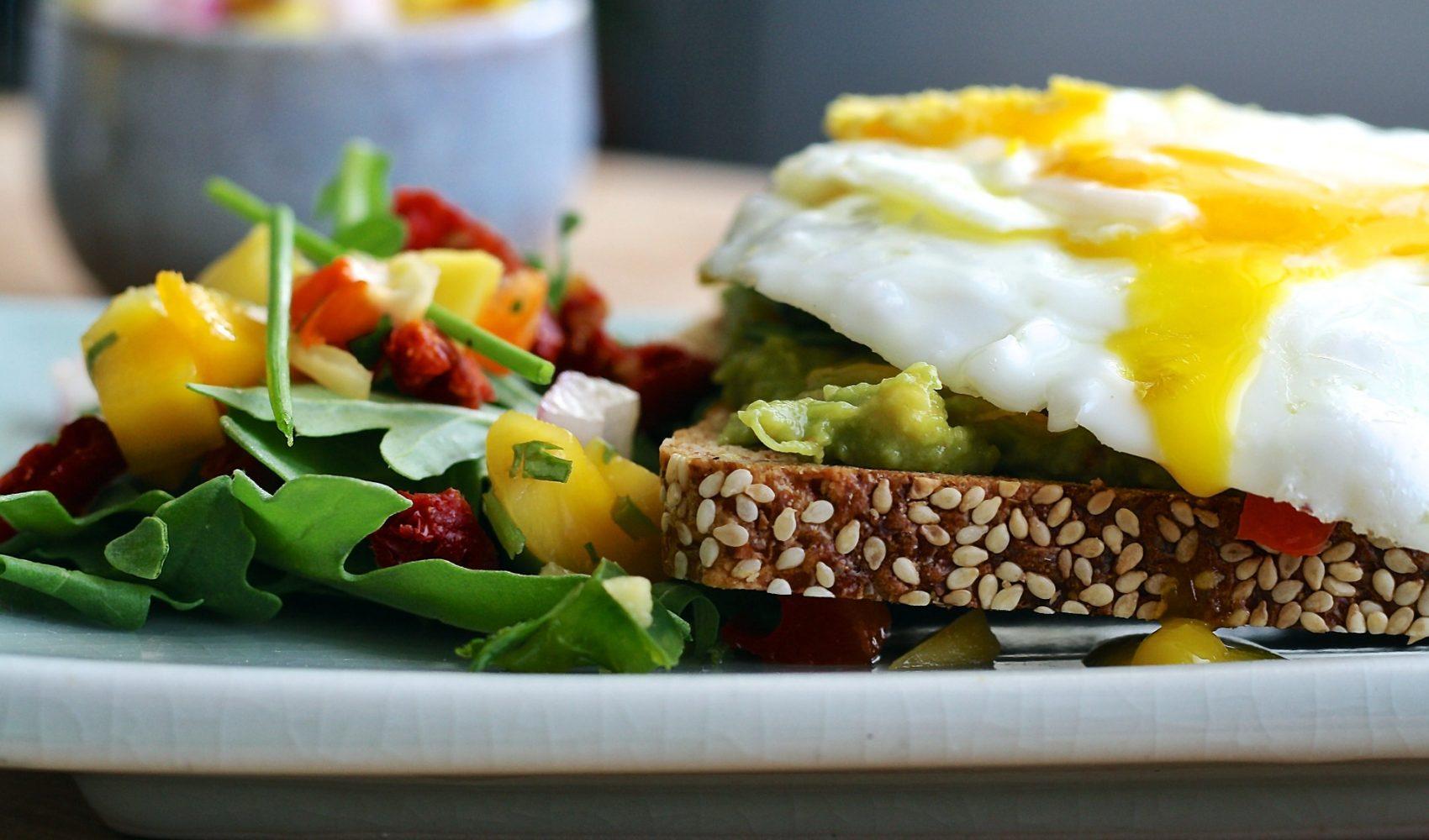 comida saludable sevilla